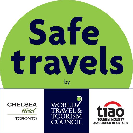 Safe travels chelsea