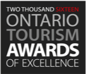 chelsea has won the Tourism Industry Association of Ontario's (TIAO) accessible tourism award