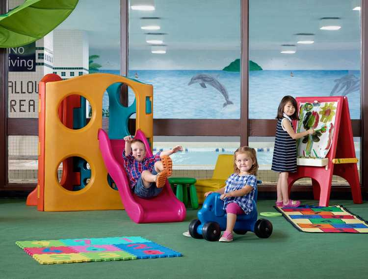 Family Fun Zone - Kid's Centre